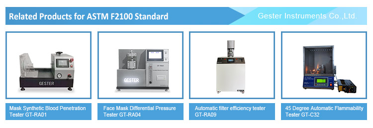 ASTM F2100 testing machine