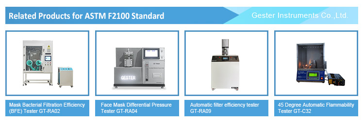 ASTM F2100 testing equipment